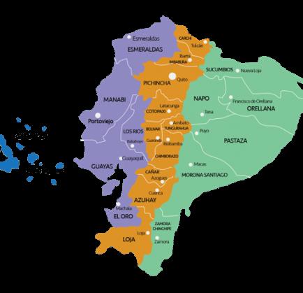 About Quito and Ecuador