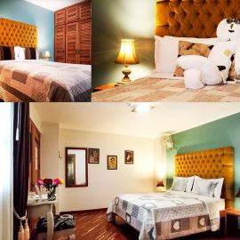 accommodation in quito